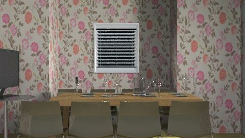 blah blah blah - Eclectic - Dining room - by hamna298