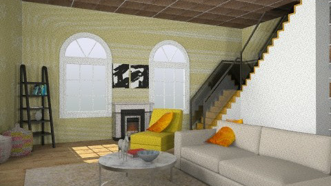 Modern Living Room - Modern - Living room - by Pepper710