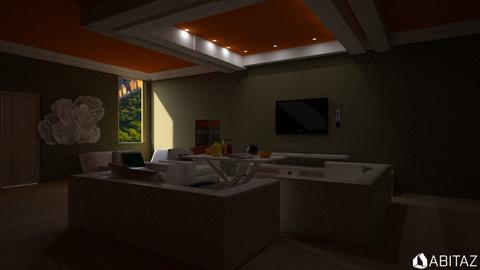 Home Cinema - Modern - Living room - by DMLights-user-2134665
