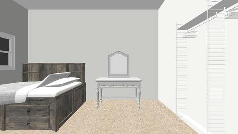 bedroom - Bedroom - by sbell987