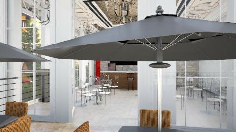 Cafe - Classic - Kitchen - by Syadi Abdul Hayyie