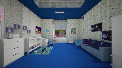 Rowan  - Modern - Kids room - by Gre_Taa