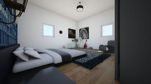 Elay 2 London - Country - Bedroom - by elayh