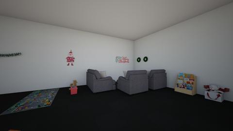 huishoek - Kids room - by sharonabas