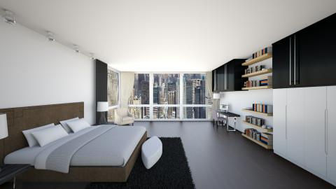 aspire  - Modern - Bedroom - by mohak shamani