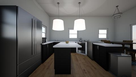 project 2 - Kitchen - by 22preiss