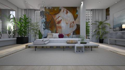 nipon - Bedroom - by ana111