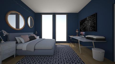 dark glam - Glamour - Bedroom - by xxevex