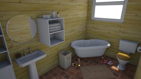 cosy - Bathroom - by zuziapawlowska