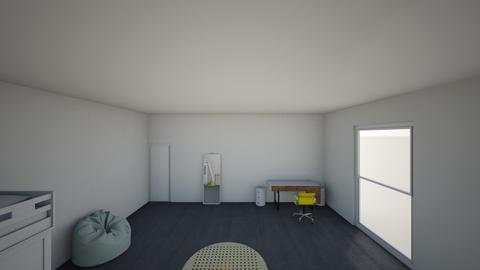 future room     hopefully - Modern - Bedroom - by AestheticQueen