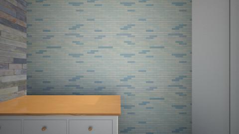 the barn bed 2 br - Rustic - Bathroom - by Elizabeth Lincoln