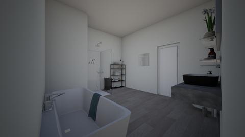 Bathroom - Bathroom - by Hannahmarie119