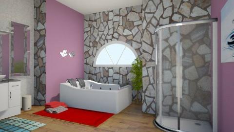 warmth  - Classic - Bathroom - by Salma Elsheikh