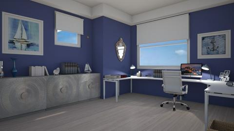 Nautical Office - by Joanne Galle_680