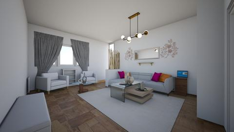 Relooking salon - Minimal - Living room - by Studio Shanka