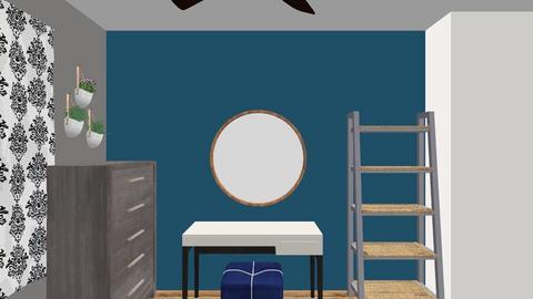 guest room convert - Bedroom - by Lauren Zacher