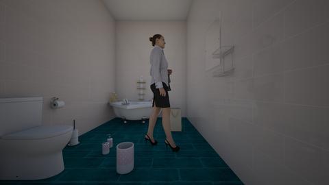bath - Bathroom - by babygirl_blaise