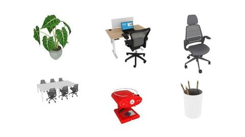 office - by laradesicc
