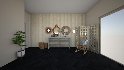 Dormitorio - Bedroom - by POLIPONS