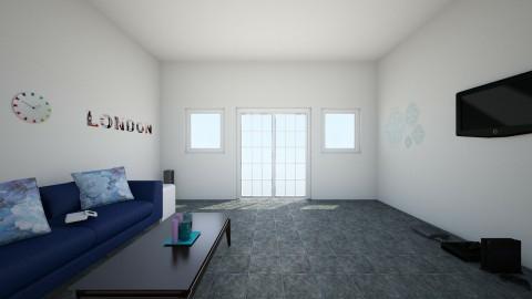 simple - Classic - Living room - by Jada Thomas