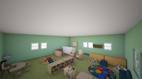 infant clasroom - Kids room - by UWLTHYQFAPJPFVZKGTLLRDMKHLJQTXC