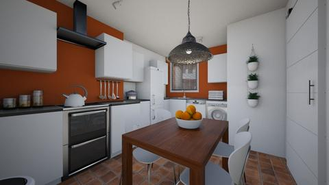 For rako92 II - Eclectic - Kitchen - by Theadora