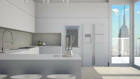 Minimal kitchen - by matthewgamman