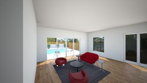 Tymchuk Residence studio1 - Living room - by Zofko