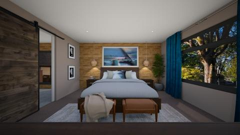 Jackson Master Bedroom - Bedroom - by louisdhe