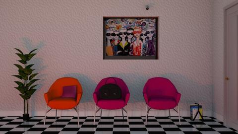 waiting room - by jolaskajp