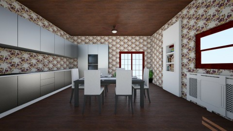 Kieza - Classic - Kitchen - by Kieza Neto