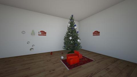 Merry Xmess - by grade3kmicheline