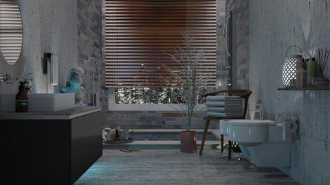 Manhattan - Bathroom - by Just Bee