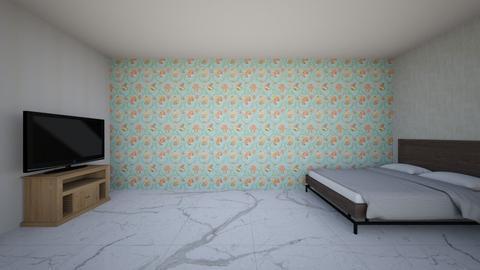 room - Bedroom - by kayleighemmert