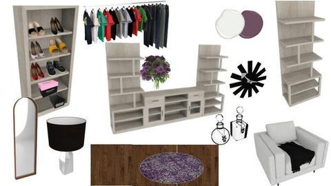 Walk in Closet - by laurenmiller01