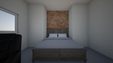 Bedroom 1 - Rustic - Bedroom - by Awesome347