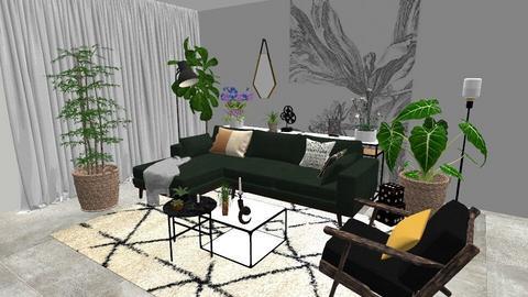 wsdv - Living room - by TRMVM