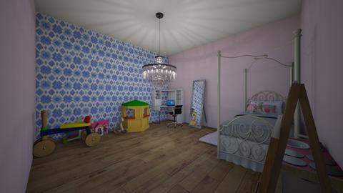 playroom - Classic - Kids room - by elizabethwatt16