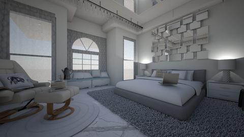 WINTER BEDROOM - Bedroom - by liezelle fredeluces magat