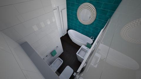 Master Bathroom - Bathroom - by JessyKK