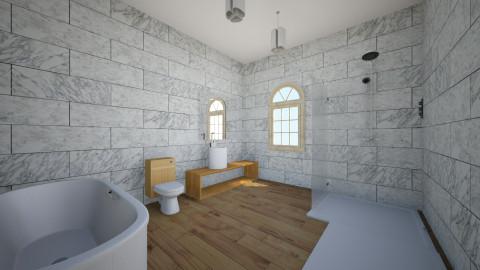 j - Bathroom - by Moe HOSHINO