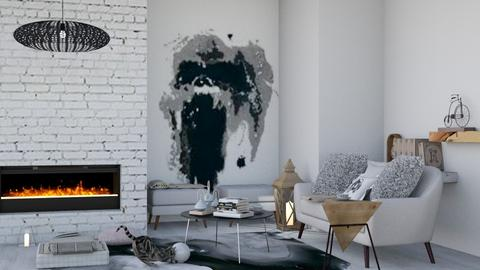 Blot  - Modern - Living room - by augustmoon