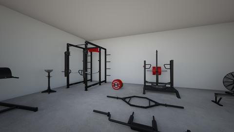 shed gym - by rogue_84140fd75da1c052161ae00d6c595