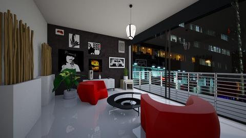Vertigo - Modern - Living room - by Tara T