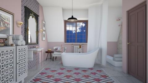 Rose Gold_Blush Noisette - Vintage - Bathroom - by janip