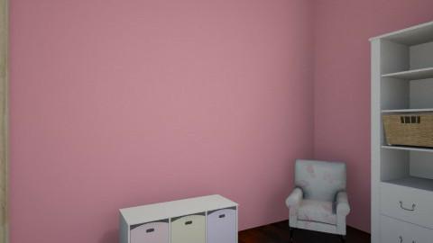 Marley room - Classic - Kids room - by katttie