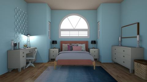 Teen Room - Bedroom - by no_one_important