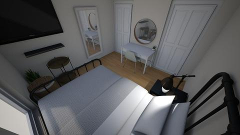 My Room - Bedroom - by hancash12