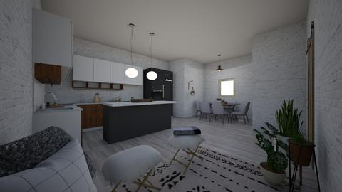kitchen - Modern - Kitchen - by 27aleger