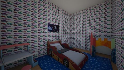 Joeys Room - Kids room - by cheetah20